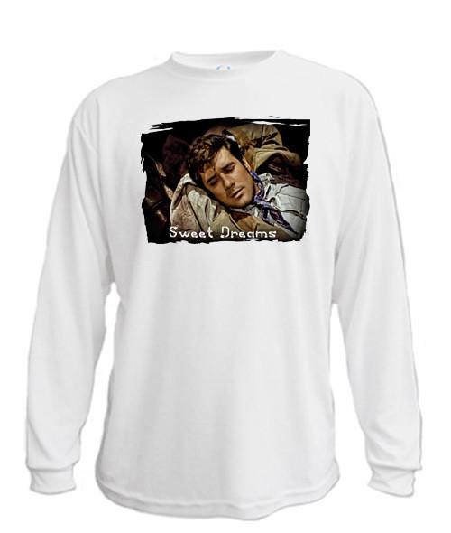 Sweat Dreams - Long sleeved T-shirt