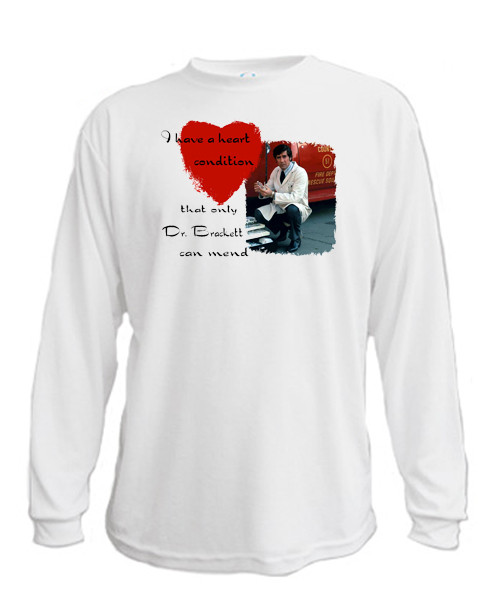 Heart Condition - Long sleeved T-shirt