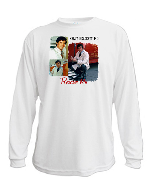 Emergency - Rescue Me - Long sleeved T-shirt
