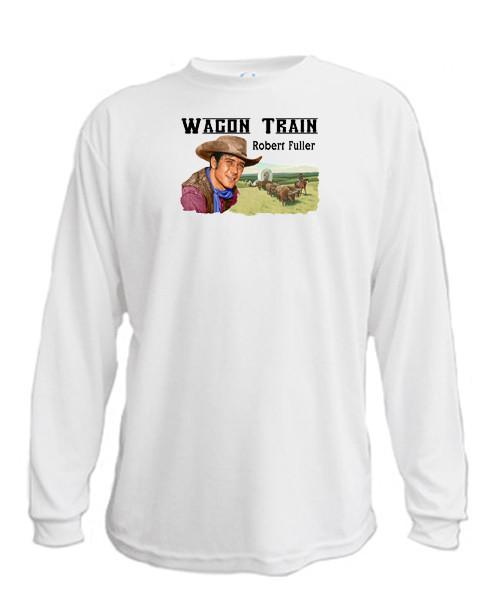 Wagon Train - Coop - Long sleeved T-shirt