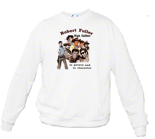 High Caliber - Robert Fuller  - Sweatshirt
