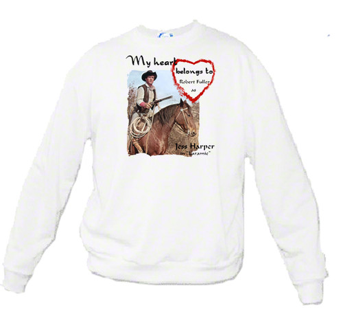 Heart Belongs to Jess  - Sweatshirt