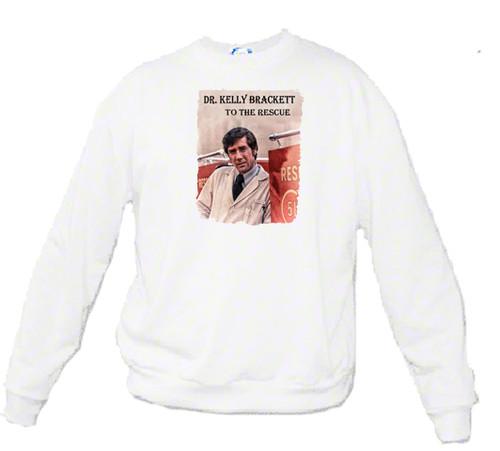 Emergency - Brackett to the Rescue  - Sweatshirt