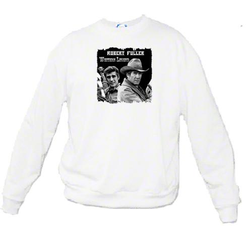 Robert Fuller - Western Legend - Sweatshirt
