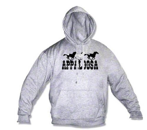 Hoodie - Appaloosas