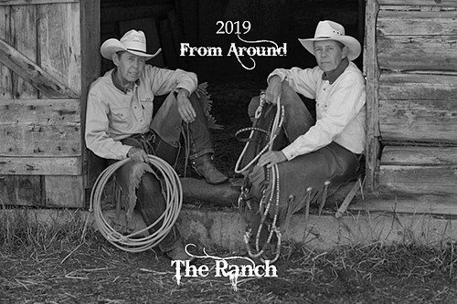 From Around the Ranch Cover