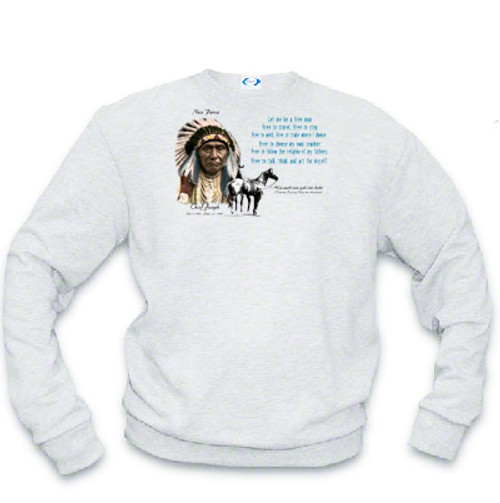 Chief Joseph Sweatshirt