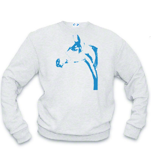 Ghost Horse Arabian Sweatshirt