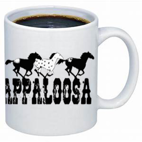 Appaloosa Coffee Mug