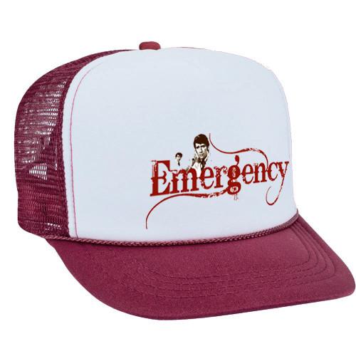 Robert Fuller  ball cap-Emergency