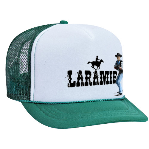 Robert Fuller ball cap-Laramie Cowboy-Jess