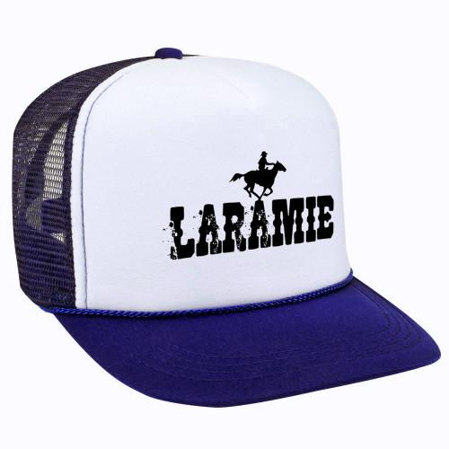 Robert Fuller ball cap-Laramie Cowboy