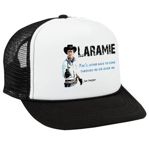 Robert Fuller ball cap- Laramie-Come Over Me