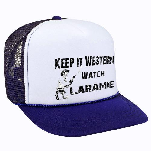 Robert Fuller Ball Cap - Keep it Western