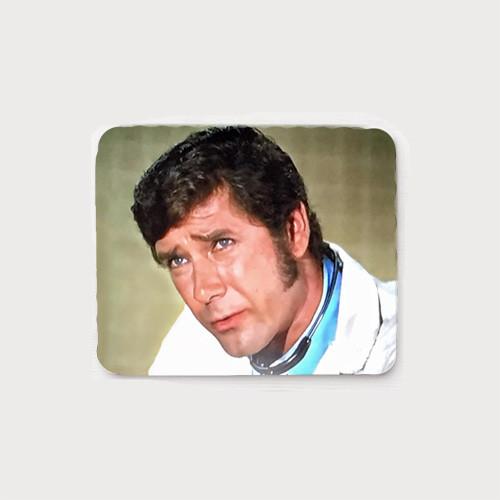 Robert Fuller Mouse Pad - Doctor Brackett - Emergency