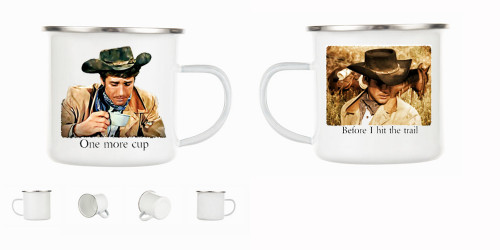 Robert Fuller Camp Mug - One More Cup