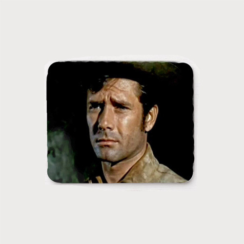Robert Fuller Mouse Pad - Vin from the Return of the Magnificent 7