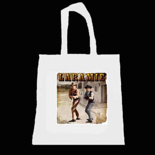 Tote Bags - Robert Fuller - Laramie Street