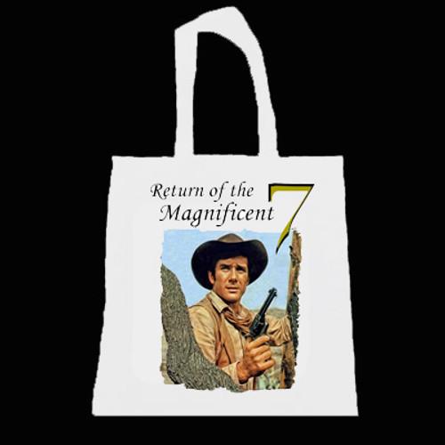 Tote Bags - Robert Fuller - Magnificent 7