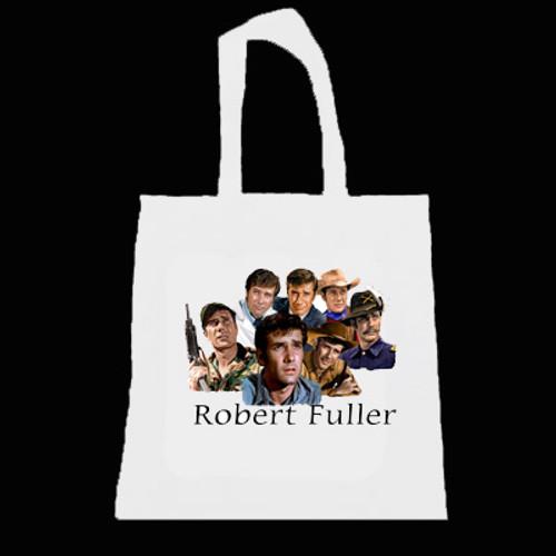 Tote Bags - Robert Fuller - Characters