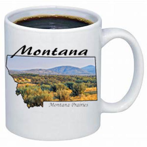 Montana Mug - Clark Fork Country coffee mug