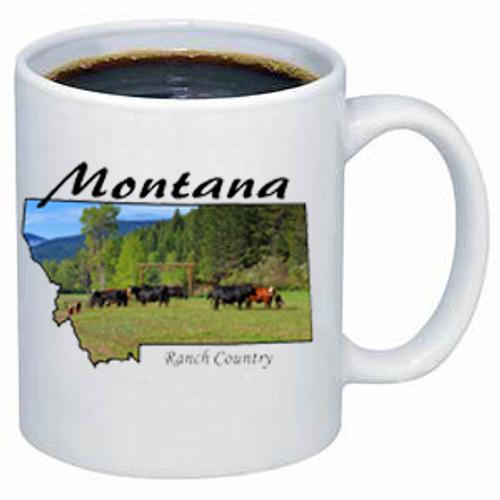 Montana Mug - Ranch country