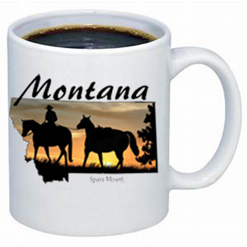 Montana Mug - Spare Mount