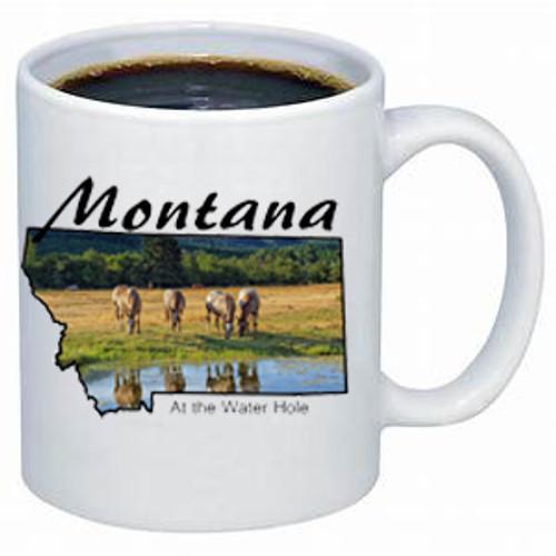 Montana Mug - Ranch Water Hole