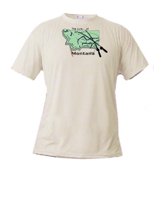 Montana Tee shirt - Lure of Montana