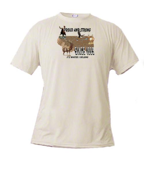 Montana Tee shirt - Montana is Where I Belong