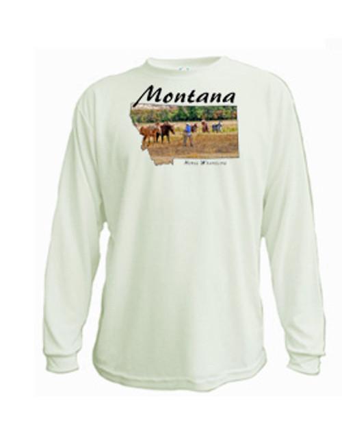 Montana Long Sleeved T-shirt