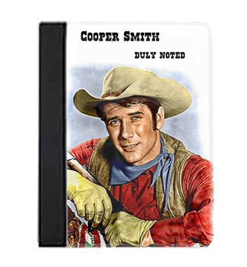 Robert Fuller-Large Notebook-Cooper Duly Noted