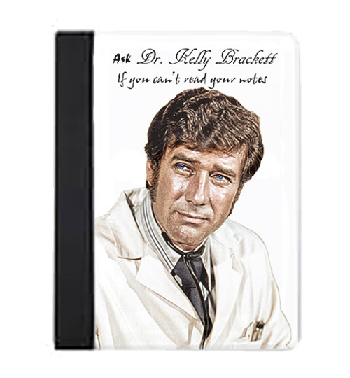 Robert Fuller Large Notebook Emergency-Ask Kelly Brackett