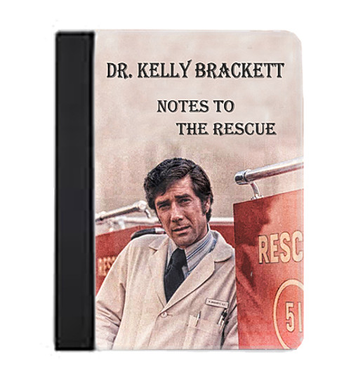 Robert Fuller Large Notebook-Emergency- Kelly Brackett Notes to the Rescue