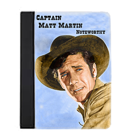 Robert Fuller Large Notebook-Matt Martin Noteworthy