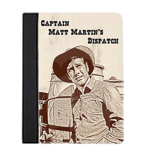 Robert Fuller Large Notebook-Matt Martin's Dispatch
