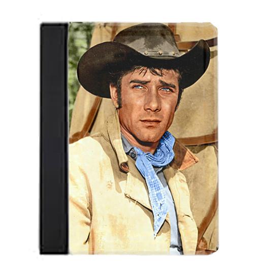 Robert Fuller Large Notebook-Laramie Jess Harper
