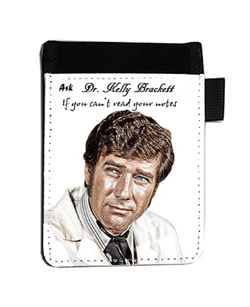 Robert  Robert Fuller Small Notebook-Emergency Ask Kelly Brackett