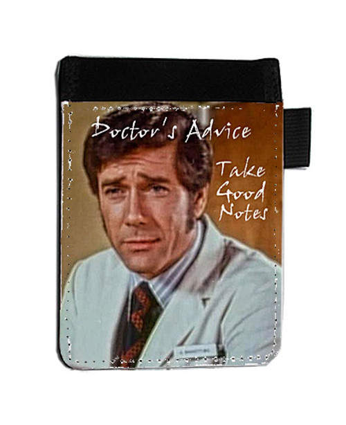 Robert Fuller Small Notebook-Emergency Doctors Advice