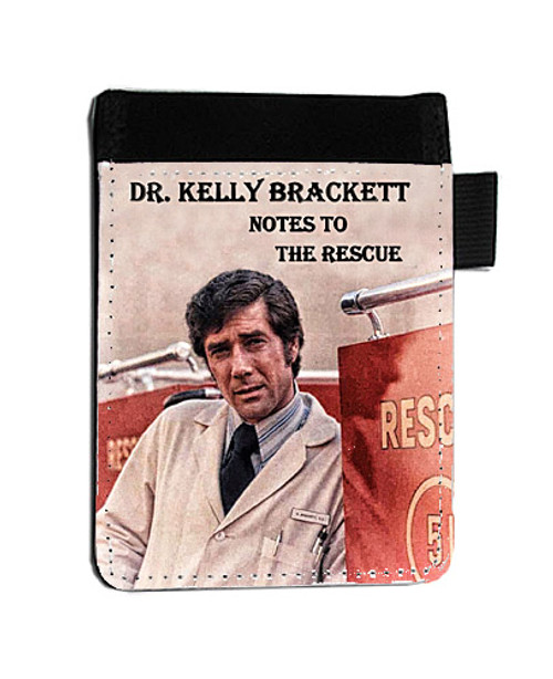 Robert Fuller Small Notebook-Emergency-Kelly Brackett Notes to the Rescue