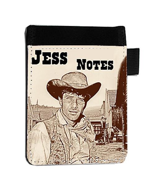Robert Fuller Small Notebook-Jess Notes