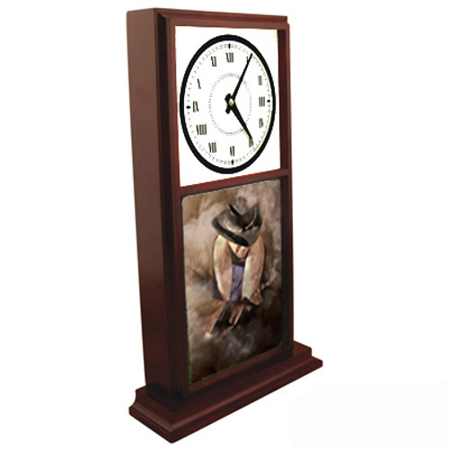 Robert Fuller Mantle Clock - Dust Storm