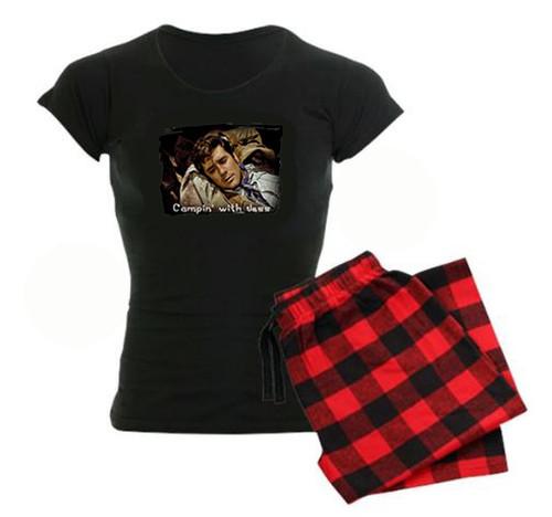 Robert Fuller Jess Harper pajama set