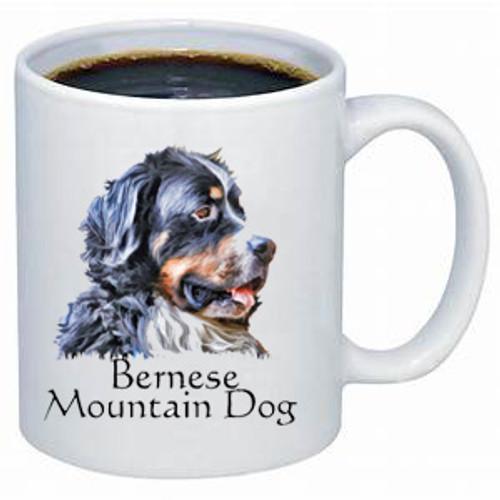 K9 Mug - Bernese Mountain Dog
