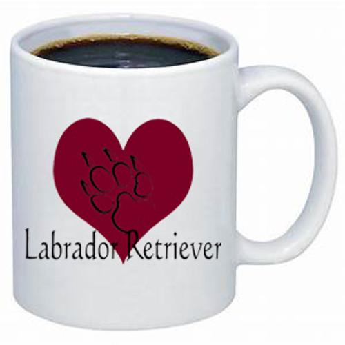 Labrador Retriever Dog lover's  coffee mug