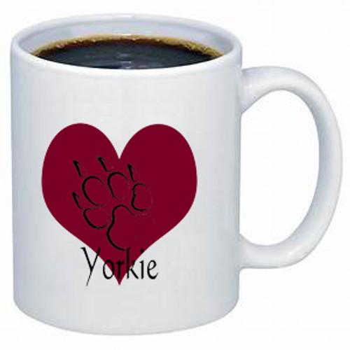 Yorkshire Terrier - Yorkie lover's dog coffee mug
