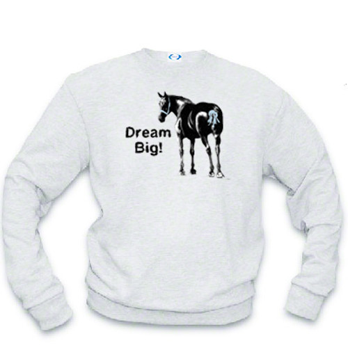 Sweatshirt for those who love draft horses