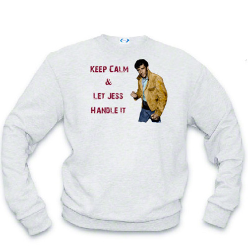 Robert Fuller Sweat shirt - Let Jess Handle It