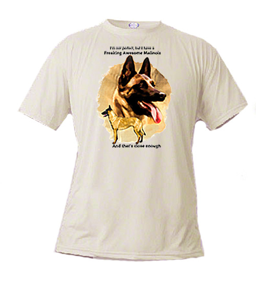 Canine T Freaking Awesome Malinois