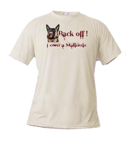 Belgian Malinois dog lover's t-shirt
